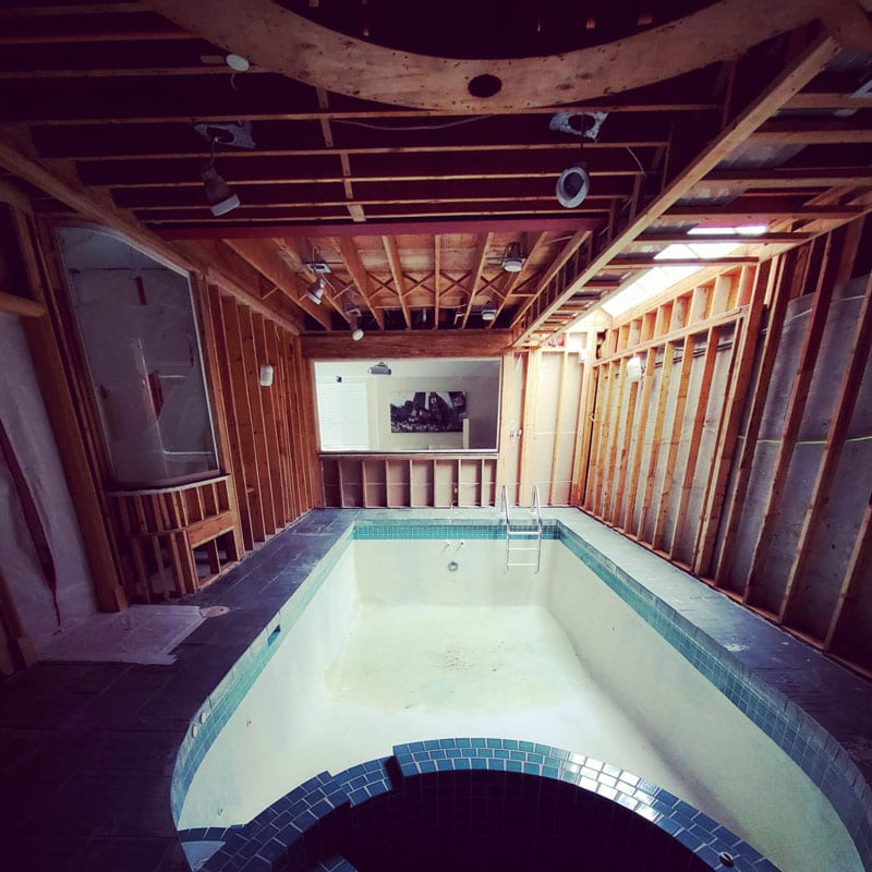 mold remediation vancouver pool